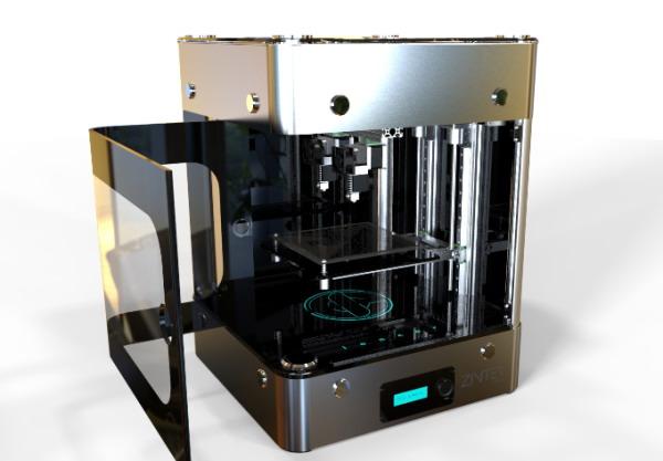 3D打印技术打出心脏模型,为何在消费级市场难觅踪影?
