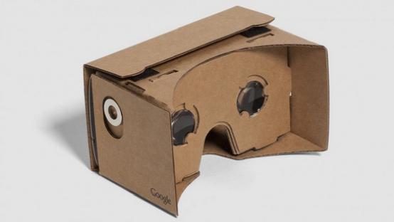 谷歌牵手纽约时报,100万部VR眼罩能否挽救纸质读物颓势?