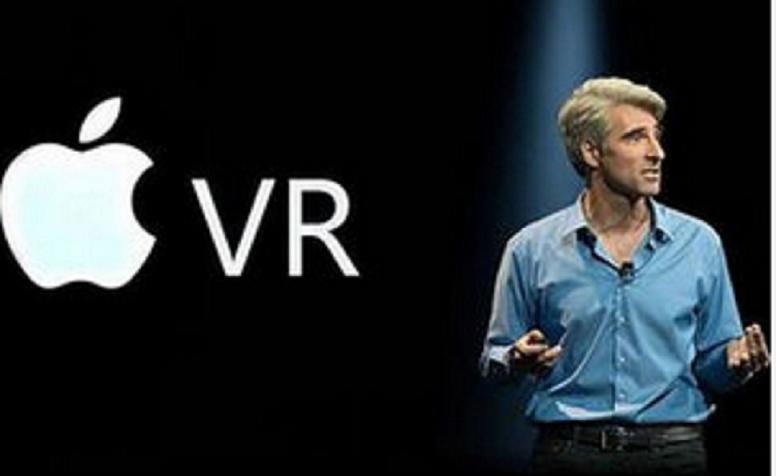 向来习惯后发制人的苹果,似乎准备在VR领域放大招