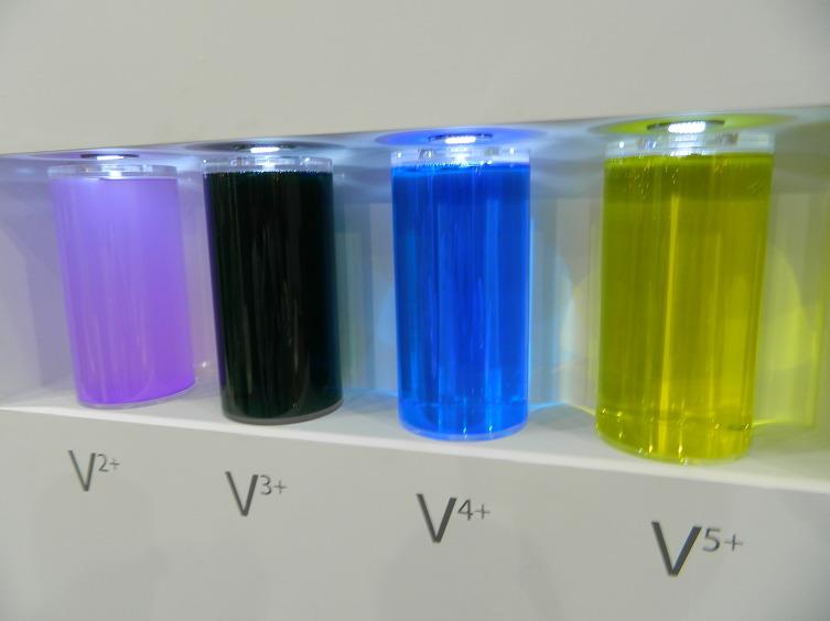 液流电池取代锂离子电池?距离商用还隔着一个石墨烯