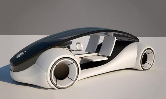 库克终于承认苹果对汽车感兴趣,但重点却不在造车