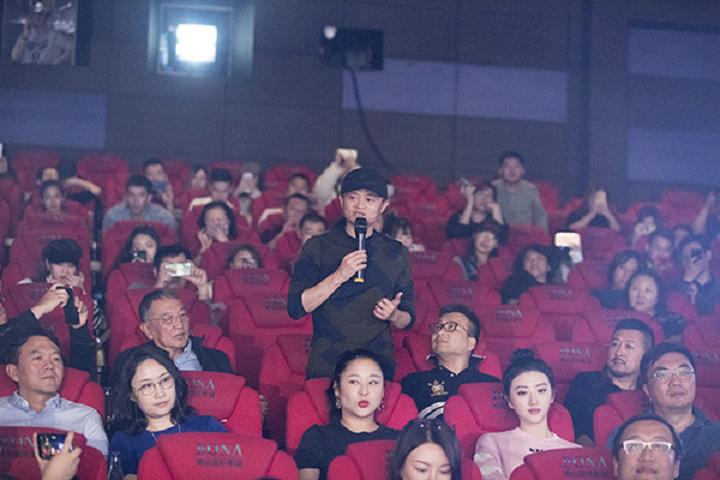 投出了一个奥斯卡的马云,能为中国电影做什么贡献?