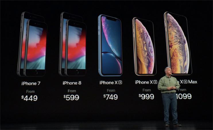 苹果销量再下跌,但不代表国产手机厂商可以松懈