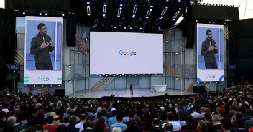 """谷歌 I/O大会疑似影射苹果,隐私如何成为了""""奢侈品""""?"""
