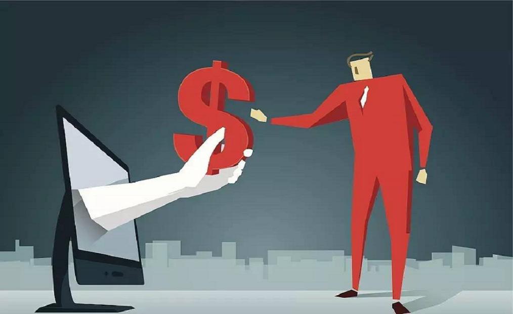 马云称网贷让年轻人不愁钱,但借钱太容易也不是好事