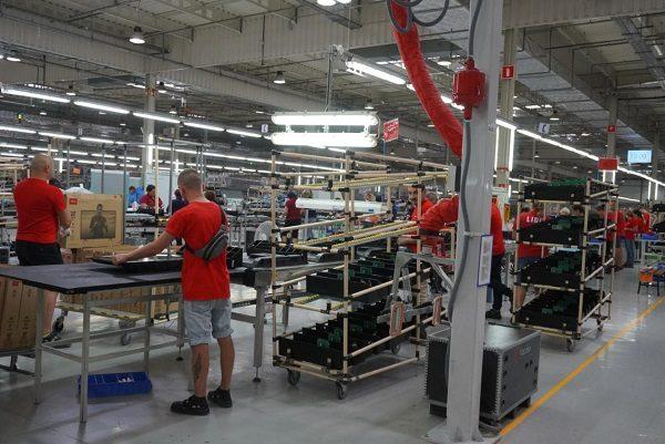 波兰工厂里藏着TCL全球化的秘密