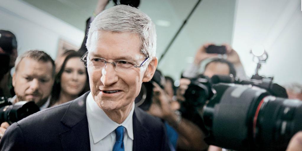 库克:创新不一定要改变,4G之下苹果还有机会