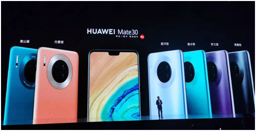 """Mate 30已然超过iPhone 11,华为与苹果""""争夺赛""""胜率几何?"""