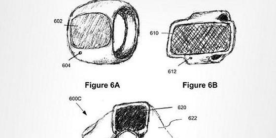 苹果申请智能戒指专利,欲在可穿戴市场与亚马逊争锋?