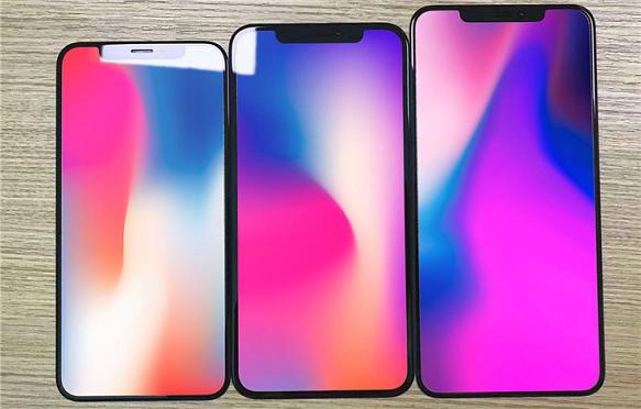 """苹果新专利曝光,iPhone的""""刘海屏""""将遭""""抛弃""""?"""
