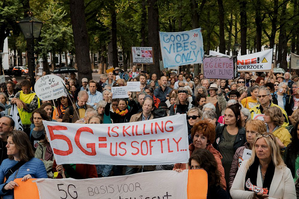 部分欧洲人极度抗拒5G,这只会让他们加速被淘汰