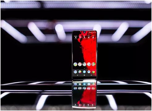 """""""安卓之父""""的手机以失败告终,竟是因设计过于""""激进""""?"""