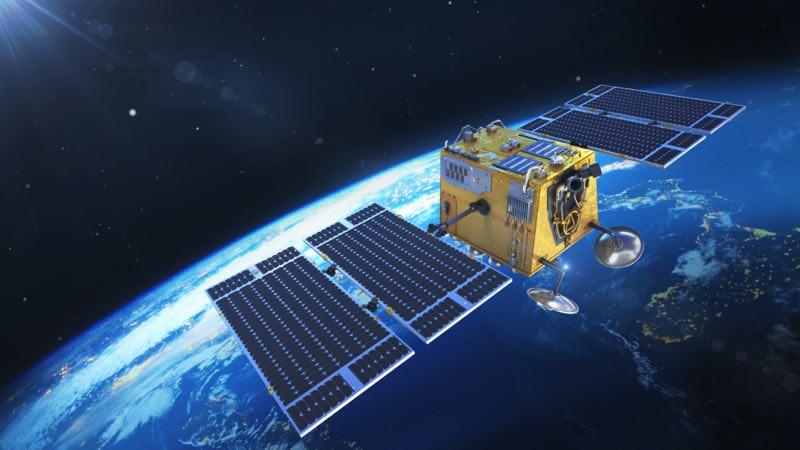 中国首颗5G卫星通信试验的成功,通信能力达10Gbps