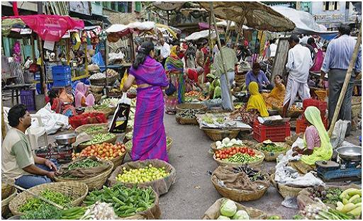 三巨头争抢印度杂货电商市场,谁会是最后赢家?