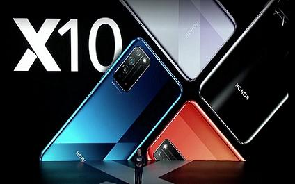 荣耀X10发布,成为目前最便宜的5G手机