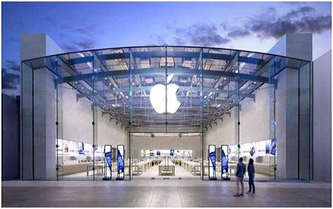 """多家实体店遭洗劫,苹果或将迎来""""至暗时刻""""?"""