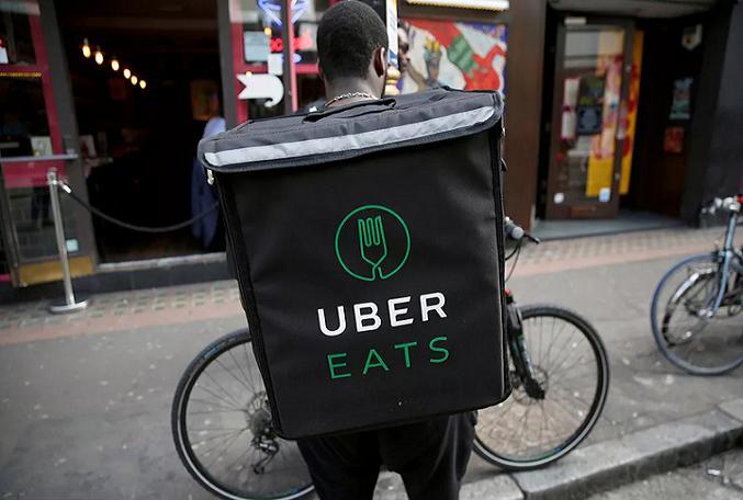 """出行巨头""""半路出家""""做外卖,Uber不务正业为哪般?"""