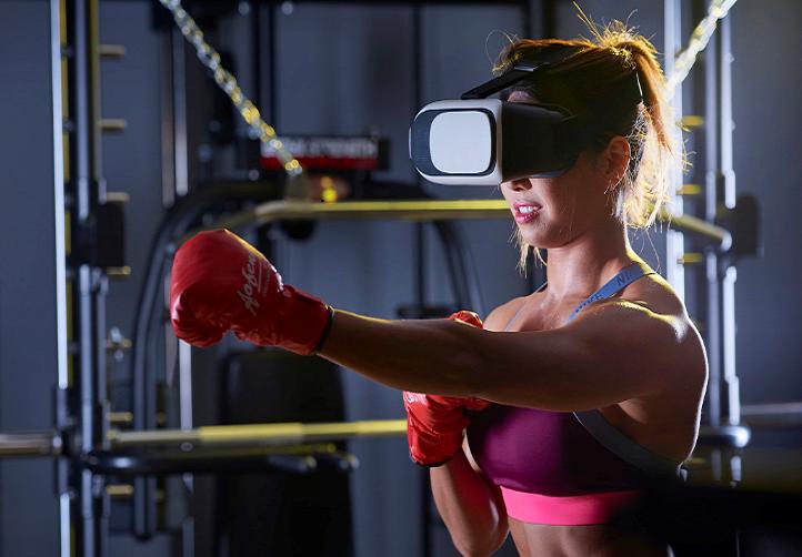虚拟现实技术冲击健身行业,健身教练们要失业了?