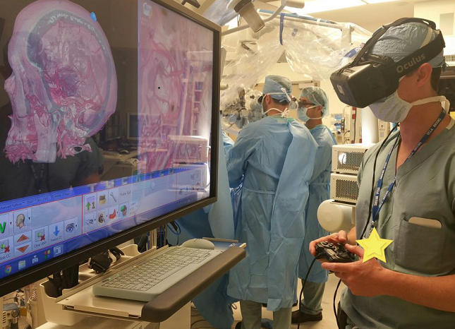 """能看脑细胞还""""包治百病""""?厉害了我的VR"""