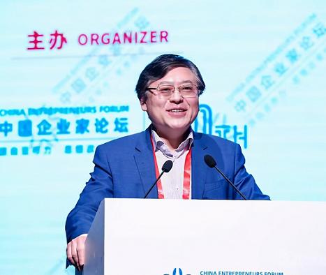 杨元庆:即便现在投入高,也要大力建设5G