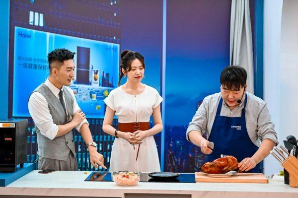 又让1万家庭吃上北京烤鸭,海尔冰箱换道场景见效