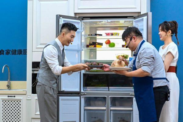 又让1万家庭吃上北京烤鸭,海尔冰箱换道场景见效-最极客