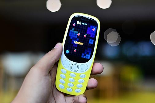 """日薄西山的诺基亚,在经典手机市场再度""""称王""""?-最极客"""