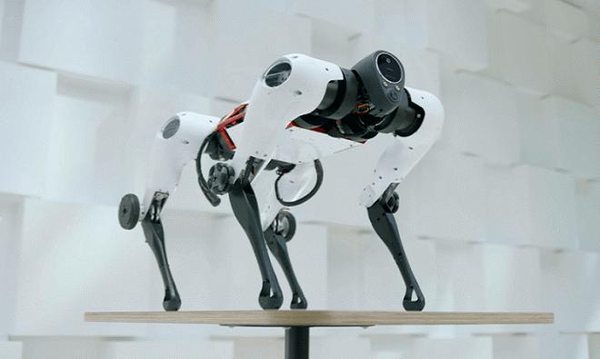 """重炫技轻商业,国产机器人不能只学波士顿动力""""扮酷"""""""