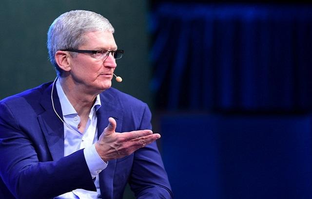 苹果在华营收创新高,库克称中国消费者对iPhone12全系列好评