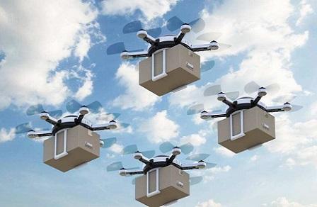 无人机快递市场年增长率将达53%:因为网购者多是急性子