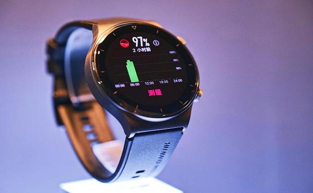 华为推出可测血压的智能手表,手机业务不够大健康来凑?