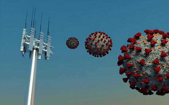 印度人深信5G传播病毒,3周破坏20多个信号塔