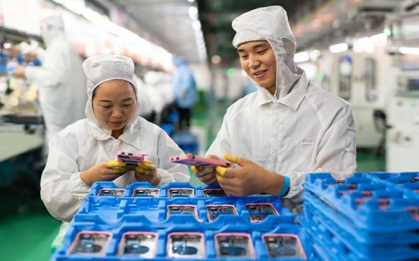 """苹果离不开中国,中国供应商也越发""""依赖""""苹果-最极客"""