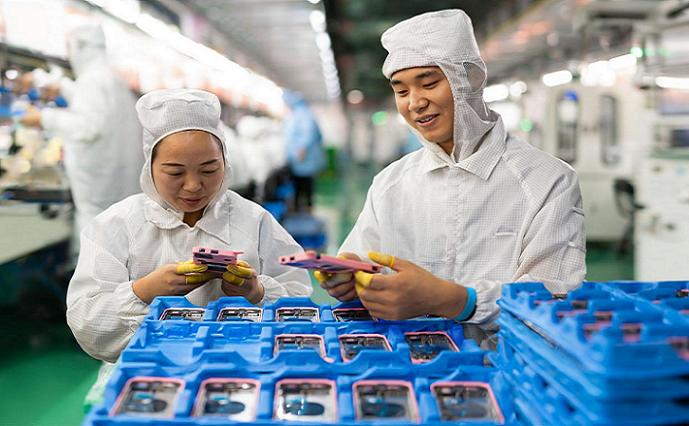 """苹果离不开中国,中国供应商也越发""""依赖""""苹果"""